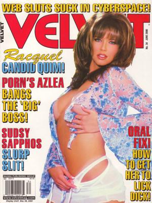 Velvet - June 2000
