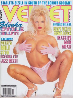Velvet - August 2000