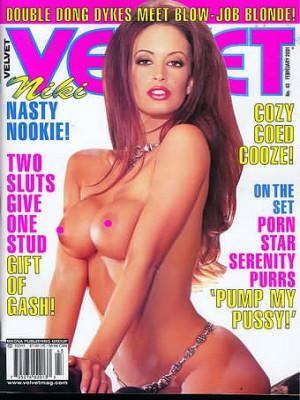 Velvet - February 2001