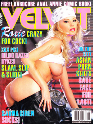 Velvet - May 2001