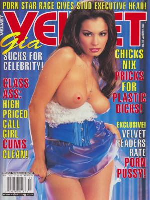 Velvet - January 2002