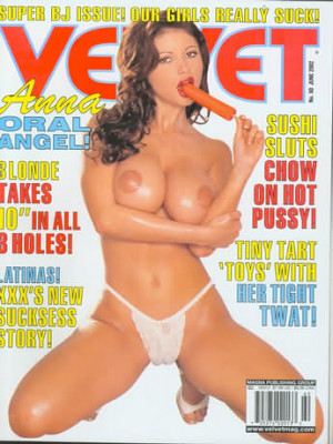 Velvet - June 2002