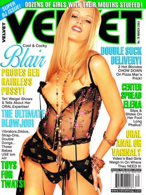 Velvet - March 2003