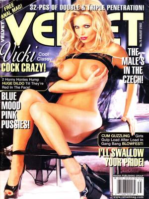 Velvet - August 2003