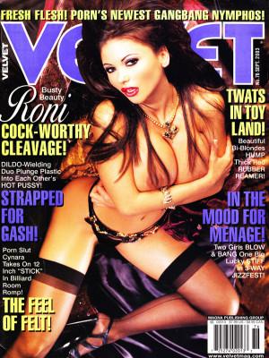 Velvet - September 2003