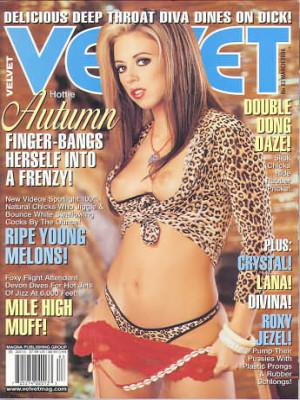 Velvet - March 2004