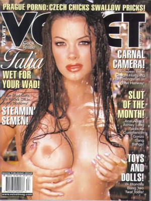 Velvet - July 2004