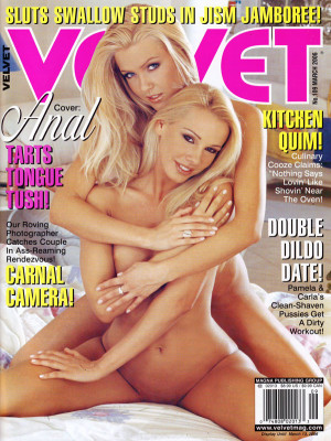 Velvet - March 2006