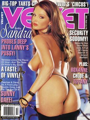 Velvet - April 2006