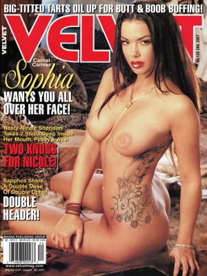 Velvet - January 2007