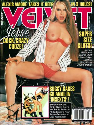 Velvet - May 2007