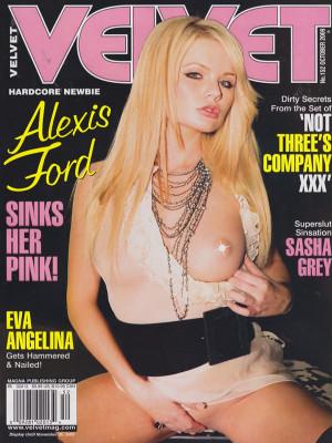 Velvet - October 2009