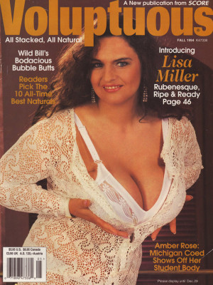Voluptuous - Fall 1994