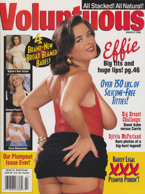 Voluptuous - March 1996