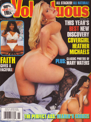 Voluptuous - November 1997