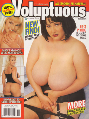 Voluptuous - November 1998