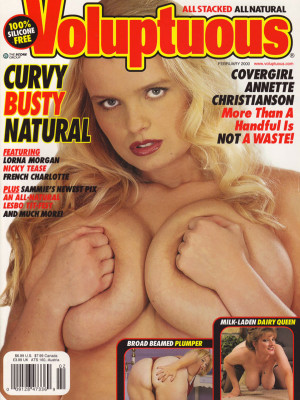 Voluptuous - February 2000
