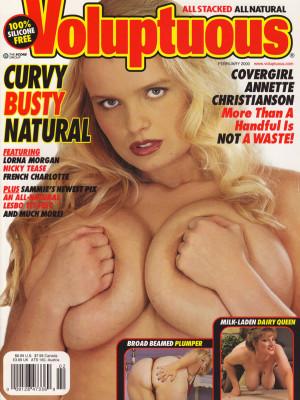 Voluptuous - February 2000