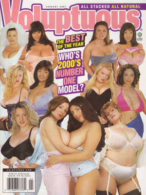 Voluptuous - January 2001