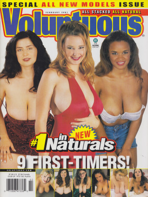 Voluptuous - February 2001