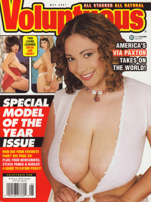 Voluptuous - May 2001