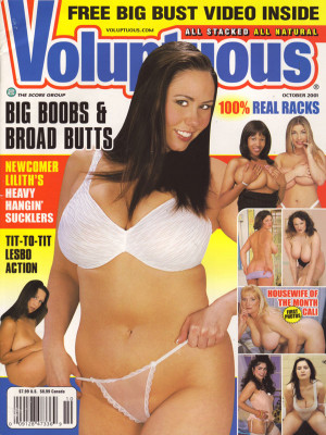 Voluptuous - October 2001