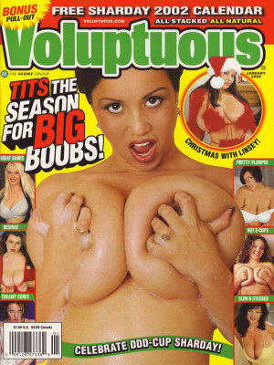 Voluptuous - January 2002