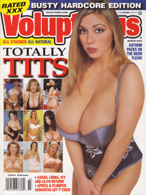 Voluptuous - March 2002