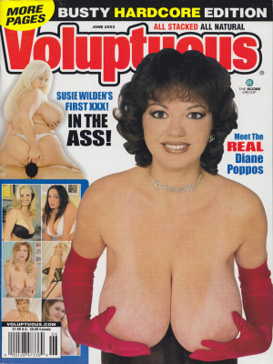 Voluptuous - June 2002