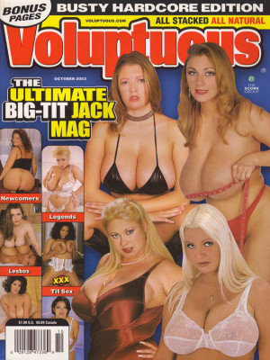 Voluptuous - October 2002