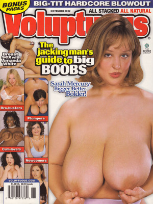 Voluptuous - November 2002