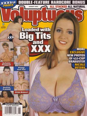 Voluptuous - August 2003