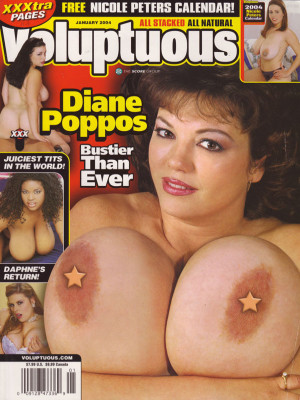 Voluptuous - January 2004