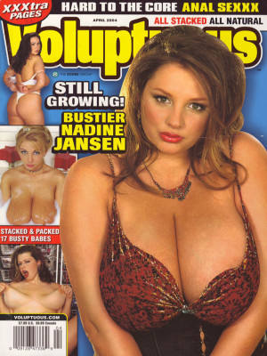 Voluptuous - April 2004