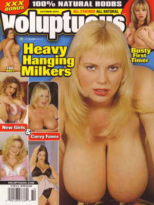 Voluptuous - October 2004