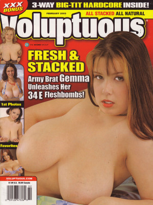 Voluptuous - February 2005