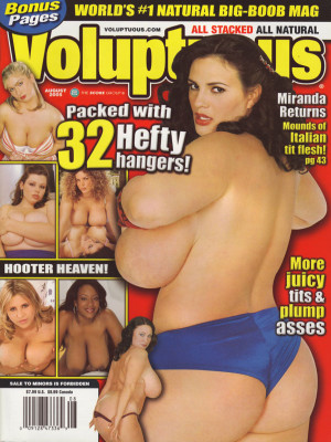 Voluptuous - August 2005