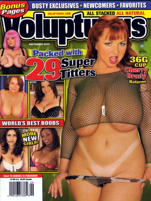 Voluptuous - September 2005