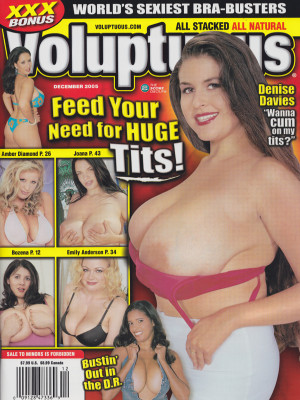 Voluptuous - December 2005