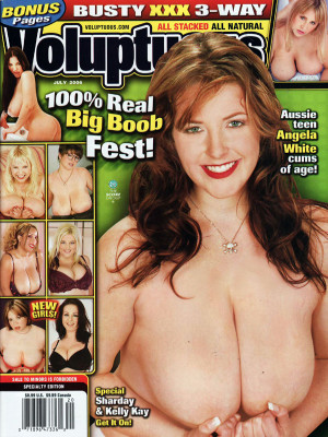 Voluptuous - July 2006