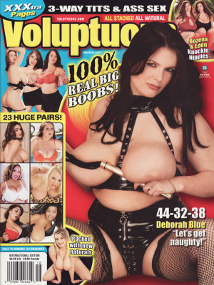 Voluptuous - March 2007