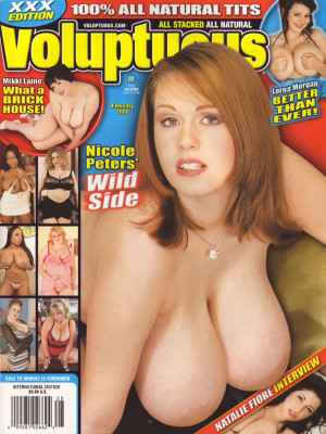 Voluptuous - February 2008