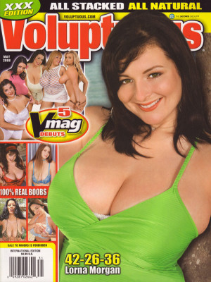 Voluptuous - May 2008
