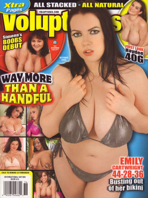 Voluptuous - October 2008