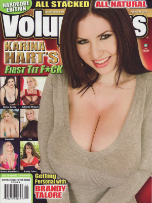 Voluptuous - February 2009