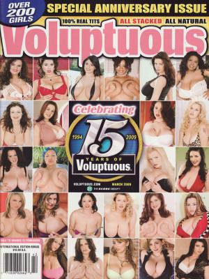 Voluptuous - March 2009