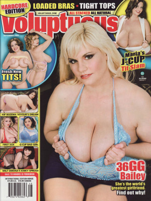 Voluptuous - September 2009