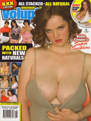 Voluptuous - August 2010
