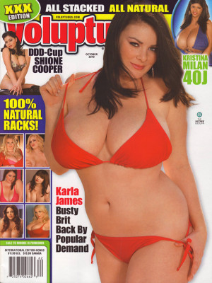 Voluptuous - October 2010