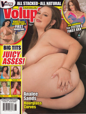 Voluptuous - March 2011